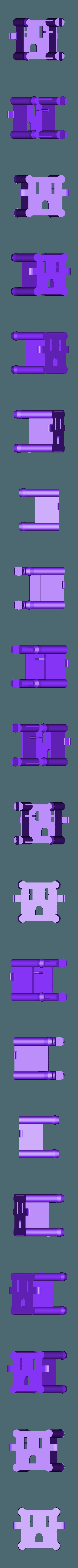 AC_adapter2organizer.stl Download free STL file AC Adapter Organizer • 3D printer design, Obenottr3D