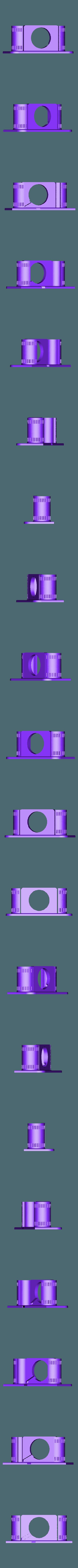 watchBNF.stl Download free STL file Apple Watch alarm stand • 3D print model, Obenottr3D