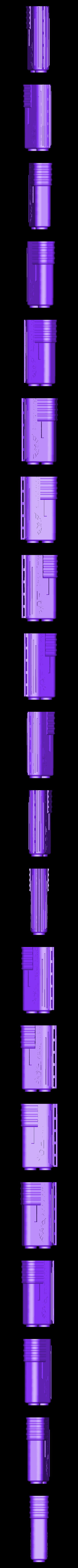 shotgun_front.stl Télécharger fichier STL gratuit Fusil de chasse Warhammer 40k arbites • Modèle pour impression 3D, Lance_Greene