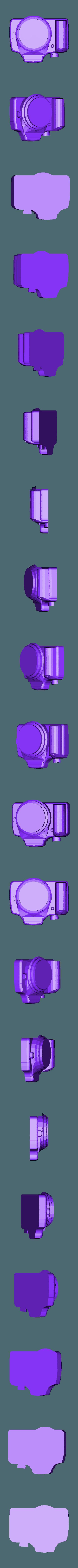 2_body_fixed.stl Download free STL file Canon EOS 350D model • 3D printer template, Aralala