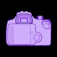 1_body_fixed.stl Download free STL file Canon EOS 350D model • 3D printer template, Aralala
