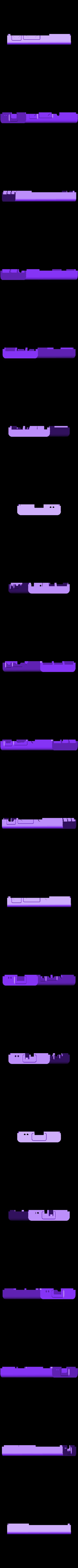 Raspberry_Pi_B%2B_Case_bottom.STL Download free STL file Raspberry Pi B+ Case With Fan • 3D printing object, Aralala