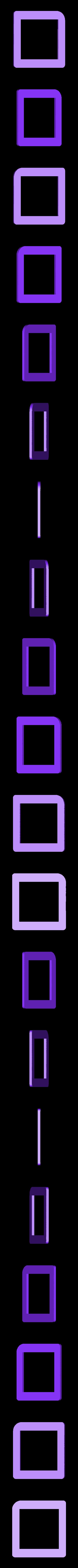 Gameboy_Nano_faceplate_part1.stl Télécharger fichier STL gratuit Pi Zero - Gameboy NANO • Design imprimable en 3D, Lassaalk