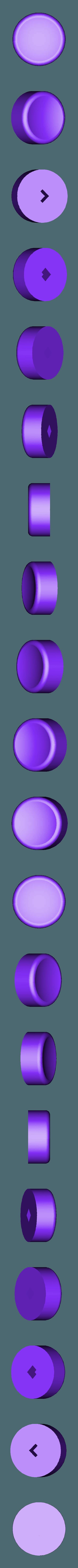 Gameboy_Nano_thumb_stick.stl Télécharger fichier STL gratuit Pi Zero - Gameboy NANO • Design imprimable en 3D, Lassaalk