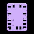 arduino_uno_leo_breadboard.stl Download free STL file Modular Support (Case) for Arduino and Raspberry Pi - CustoBlocks • 3D print template, Lassaalk
