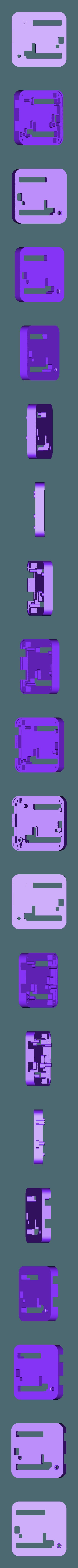 uno_case_lid.stl Download free STL file 3D Printed Case for Arduino Uno, Leonardo. • 3D printing model, Lassaalk