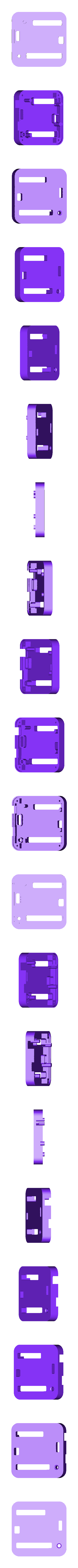 leonardo_case_lid.stl Download free STL file 3D Printed Case for Arduino Uno, Leonardo. • 3D printing model, Lassaalk