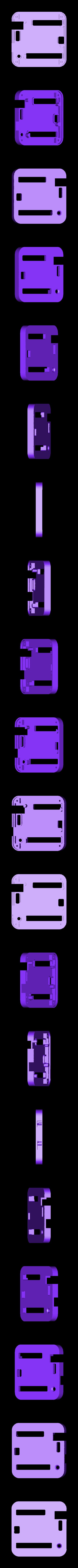 leonardo_case_slim_lid.stl Download free STL file 3D Printed Case for Arduino Uno, Leonardo. • 3D printing model, Lassaalk