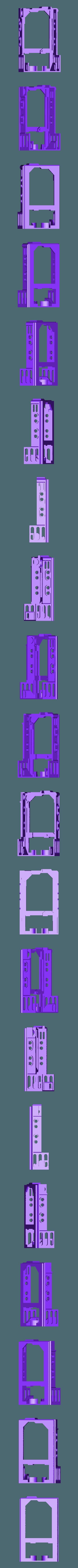 bbEBAUR3LCDUSBase.stl Télécharger fichier STL gratuit badBrick - Boîte à échos, support de base et dessus. • Modèle pour imprimante 3D, Lassaalk