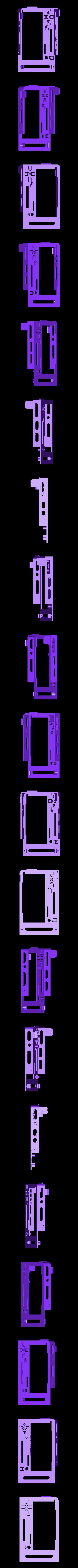 bbEBAUR3LCDTopWB.stl Télécharger fichier STL gratuit badBrick - Boîte à échos, support de base et dessus. • Modèle pour imprimante 3D, Lassaalk