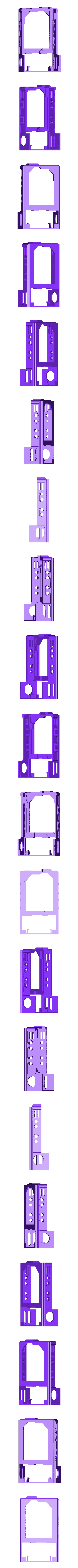 bbBasePLXPIR.stl Télécharger fichier STL gratuit badBrick - bbBasePLXPIR, capteur Parallax PIR (Rev B) + cas de base Arduino UNO R3. • Plan imprimable en 3D, Lassaalk
