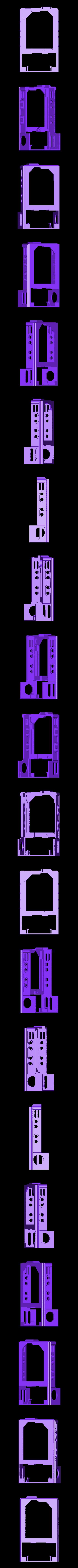 bbNightLBasePLXPIR.stl Télécharger fichier STL gratuit badBrick - Lumière nocturne à détection de mouvement, kit complet de coque 3D. • Plan à imprimer en 3D, Lassaalk