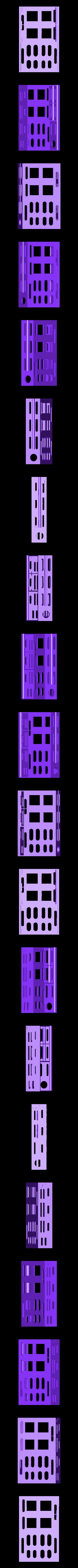 bb29vCaseBase.stl Télécharger fichier STL gratuit badBrick - Lumière nocturne à détection de mouvement, kit complet de coque 3D. • Plan à imprimer en 3D, Lassaalk
