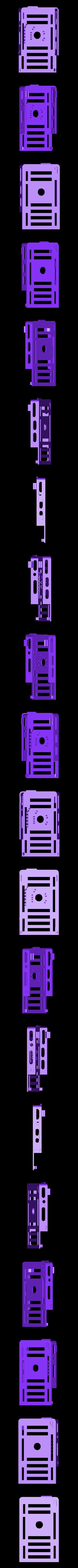 bbNightLTop.stl Télécharger fichier STL gratuit badBrick - Lumière nocturne à détection de mouvement, kit complet de coque 3D. • Plan à imprimer en 3D, Lassaalk