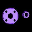 bbNLLEDmount.stl Télécharger fichier STL gratuit badBrick - Lumière nocturne à détection de mouvement, kit complet de coque 3D. • Plan à imprimer en 3D, Lassaalk