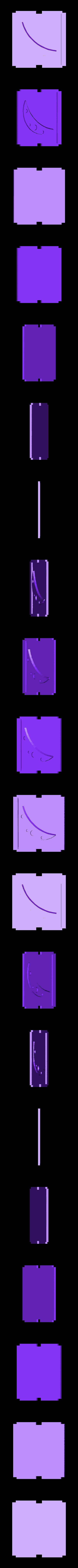 bbNLWpane.stl Télécharger fichier STL gratuit badBrick - Lumière nocturne à détection de mouvement, kit complet de coque 3D. • Plan à imprimer en 3D, Lassaalk