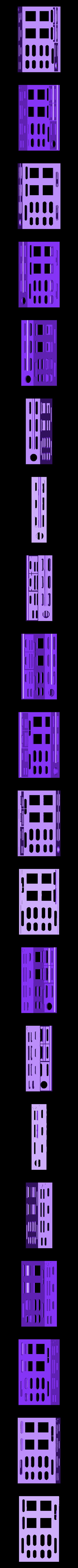 bbBB29vCaseBase.stl Télécharger fichier STL gratuit L'Echo Box est un kit complet. Amusant pour apprendre à coder. • Modèle imprimable en 3D, Lassaalk