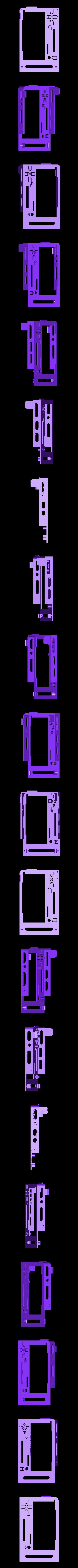 bbEBAUR3LCDTopWB.stl Télécharger fichier STL gratuit L'Echo Box est un kit complet. Amusant pour apprendre à coder. • Modèle imprimable en 3D, Lassaalk