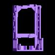 bbEBAUR3LCDUSBase.stl Télécharger fichier STL gratuit L'Echo Box est un kit complet. Amusant pour apprendre à coder. • Modèle imprimable en 3D, Lassaalk