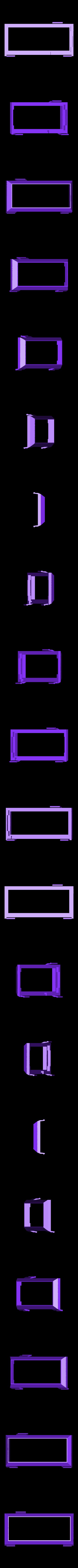 bbLCDCVR.stl Télécharger fichier STL gratuit L'Echo Box est un kit complet. Amusant pour apprendre à coder. • Modèle imprimable en 3D, Lassaalk