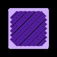 "bbVFR2iSB_fcp.stl Download free STL file badBrick - Speaker Case for Vifa TC6FD00-04 2"" Woofer • 3D printable template, Lassaalk"