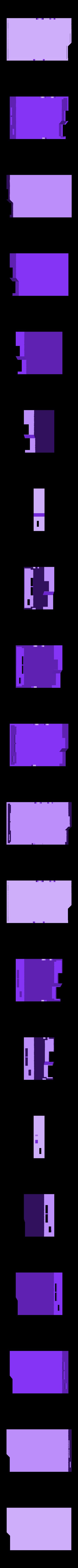raspicase_bottom.stl Download free STL file Raspberry Pi Case - Pi Symbol • Object to 3D print, Lassaalk