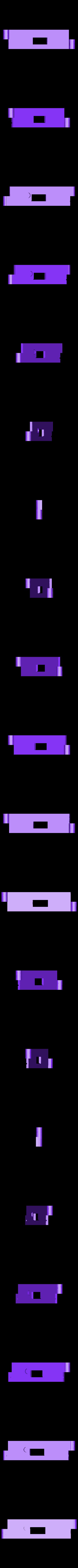 hdmi2.stl Download free SCAD file Modular raspberry pi case • 3D print object, Lassaalk