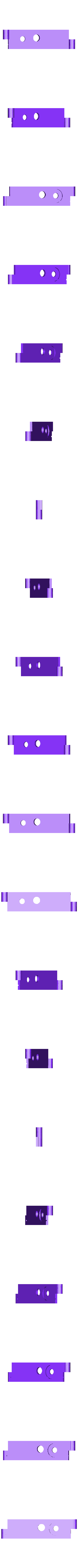 av3.stl Download free SCAD file Modular raspberry pi case • 3D print object, Lassaalk