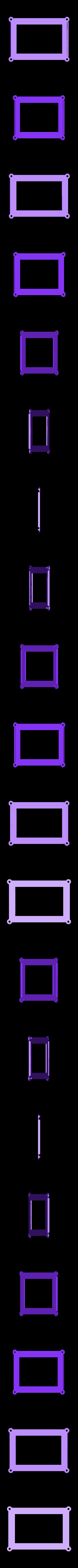 lid2.stl Download free SCAD file Modular raspberry pi case • 3D print object, Lassaalk