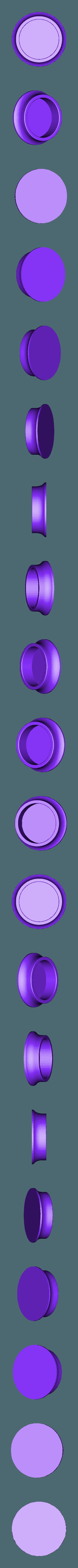 Botellin - Base.STL Télécharger fichier STL gratuit Pot à cactus • Plan pour imprimante 3D, SnakeCreations