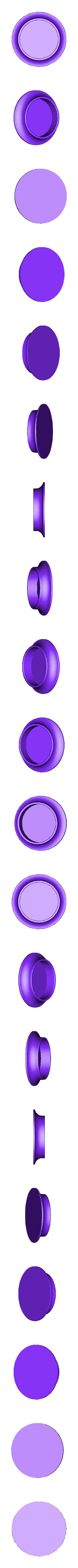 Bote más grande - base.STL Télécharger fichier STL gratuit Pot à cactus • Plan pour imprimante 3D, SnakeCreations