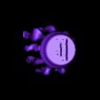 Body1.stl Download free STL file medusa • Object to 3D print, micaldez
