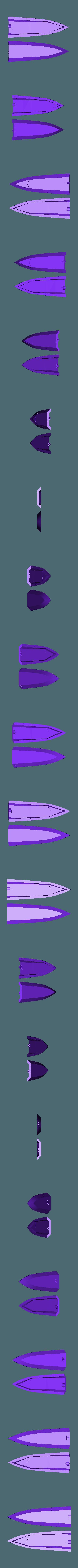 MS-Blade-SM-Tip.stl Télécharger fichier STL gratuit LED Zelda Master • Modèle pour imprimante 3D, Adafruit