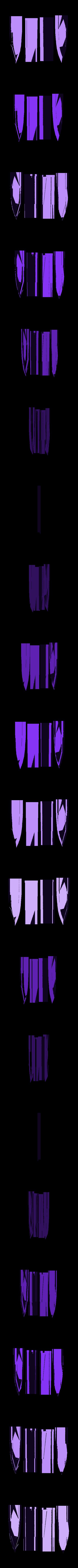 MS-Blade-Tip-Mid.stl Download free STL file LED Zelda Master • 3D printable template, Adafruit