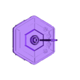 kataan_1_with_hole.stl Download free STL file Kataan Probe • 3D printable design, poblocki1982