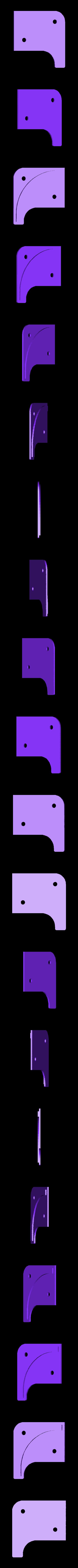 Case_Line_Cover.STL Télécharger fichier STL gratuit Capteur de faux-rond du filament • Plan imprimable en 3D, perinski