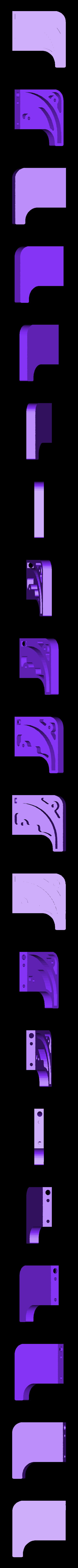 Case_Line.STL Télécharger fichier STL gratuit Capteur de faux-rond du filament • Plan imprimable en 3D, perinski