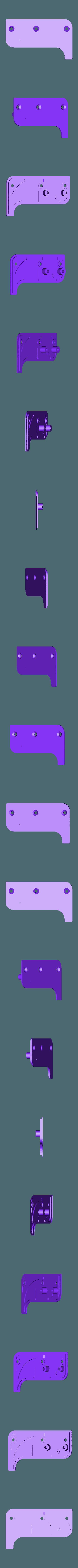 Case_Cover.STL Télécharger fichier STL gratuit Capteur de faux-rond du filament • Plan imprimable en 3D, perinski