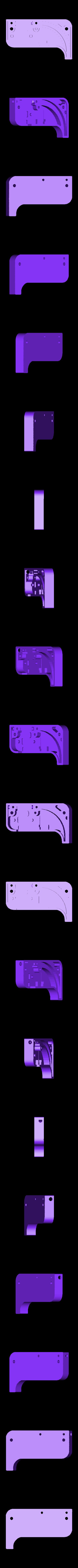 Case_Sensor.STL Télécharger fichier STL gratuit Capteur de faux-rond du filament • Plan imprimable en 3D, perinski