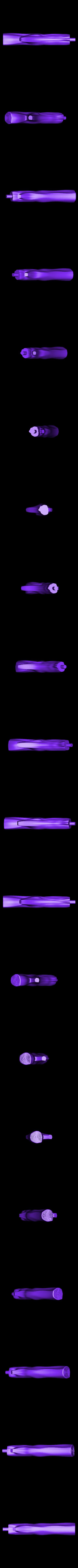 bras.stl Télécharger fichier STL gratuit Branche gratte-dos • Objet pour imprimante 3D, micaldez