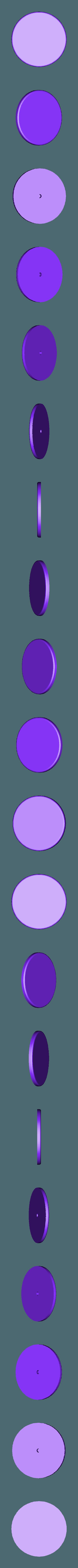 Plate.stl Download free STL file TurnTable • 3D printable template, Digitang3D