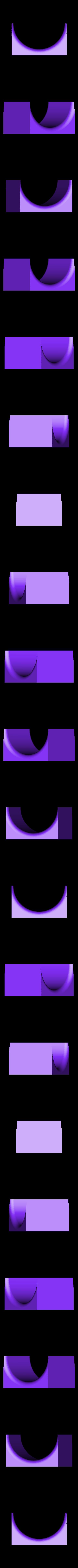 Cable-slat.STL Télécharger fichier STL gratuit Support de câble et autres pour Prusa i4 • Objet pour impression 3D, perinski