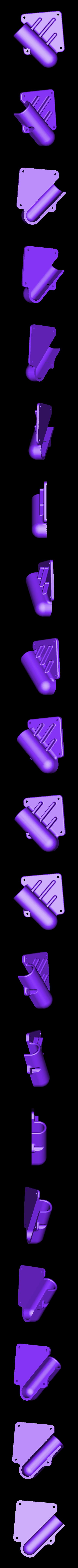 Cable-support1.STL Télécharger fichier STL gratuit Support de câble et autres pour Prusa i4 • Objet pour impression 3D, perinski