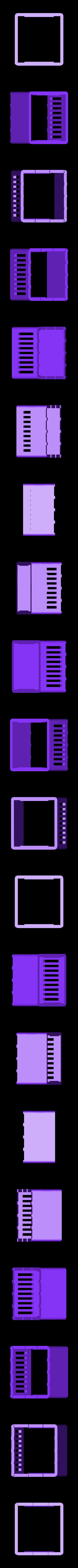 Coffee_Holder.stl Télécharger fichier STL gratuit Boîte à expresso (Boîte à Moulins à Café) • Design imprimable en 3D, rsegers