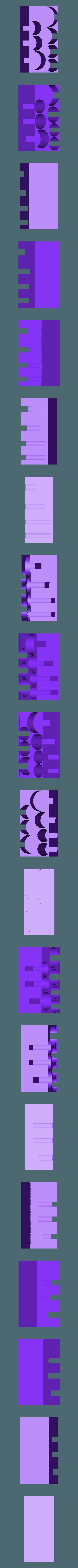 Scythe_Coin_Holder.stl Télécharger fichier STL gratuit Porte-monnaie Scythe avec couvercle - Carton & Monnaies en métal • Design imprimable en 3D, FedorSosnin
