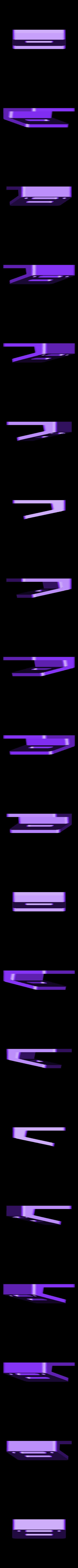 Laptop_Monitor_Mount_-_Vesa_75.stl Download free STL file Monitor Laptop Stand - Vesa Mount 100 & 75 • 3D printer object, FedorSosnin