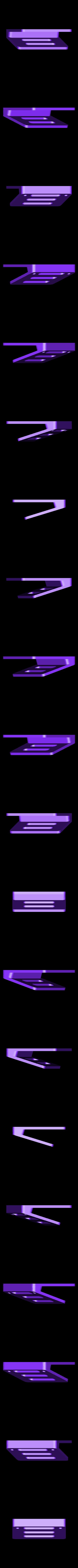Laptop_Monitor_Mount_-_Vesa_100.stl Download free STL file Monitor Laptop Stand - Vesa Mount 100 & 75 • 3D printer object, FedorSosnin
