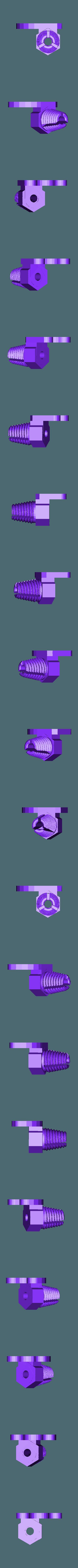 Filament_Guide.stl Download free STL file Ender & CR-10 Filament Guide with built-in locking PTFE tube coupler • 3D printer model, FedorSosnin