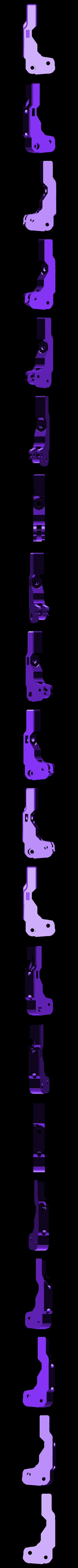 Adjustable_extended_rounded_one-piece_extruder_lever.stl Download free STL file Adjustable, one-piece, extended, rounded, extruder lever • 3D printer template, FedorSosnin