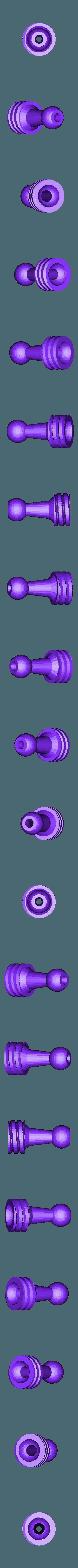 C920_Mount_-_Ball.stl Download free STL file CR10, Ender Logitech c920, c270, c310, c910 20/20 camera mount system • 3D printing object, FedorSosnin